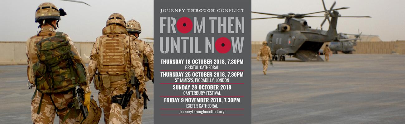 Journey Through Conflict - Iraq